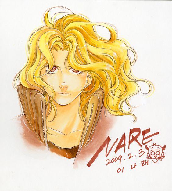 character design for max of the maximum ride manga series