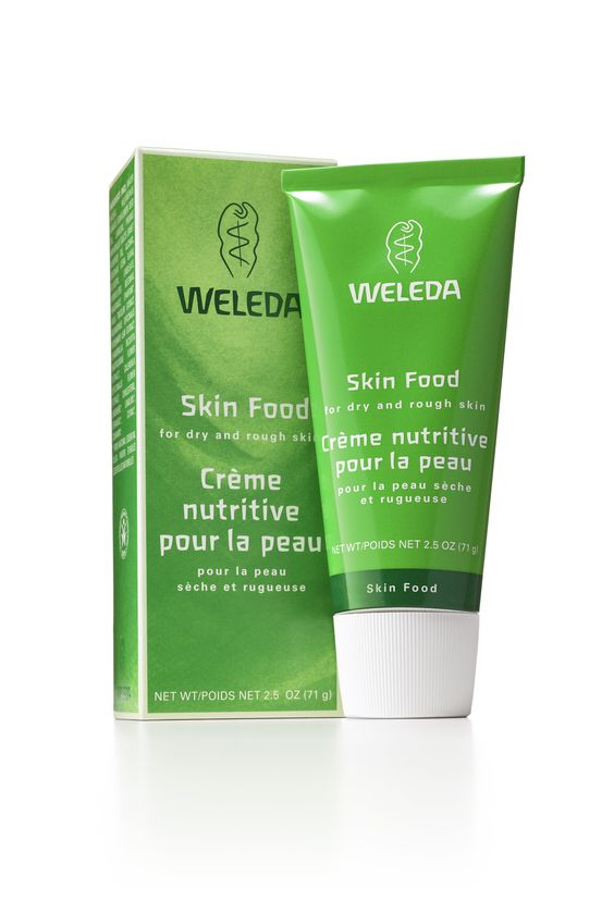 Skin Food - For dry and rough skin