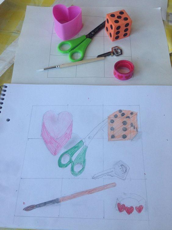 Dibujar con cuadricula 6