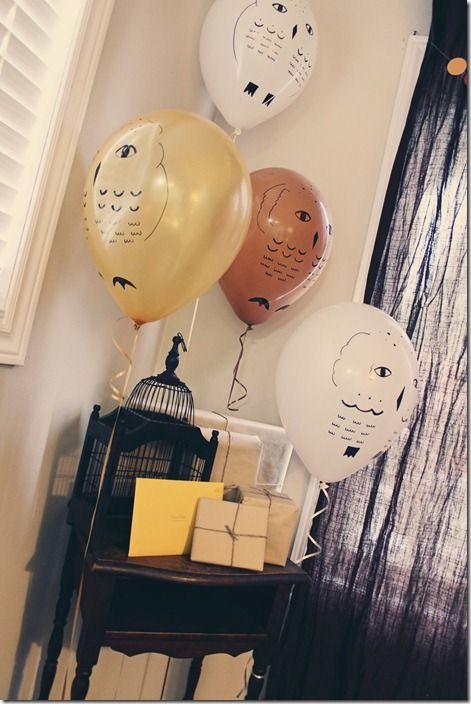 Potter Frenchy Party - Une fête chez Harry Potter: Mise en scène d'un anniversaire à thème Harry Potter: