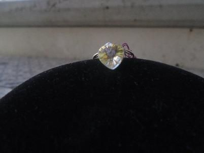 Crystal Heart Ring - BCR Creations | Scott's Marketplace