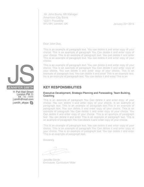 Resume Template 110540