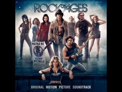 I Wanna Rock-Diego Boneta Rock Of Ages 2012
