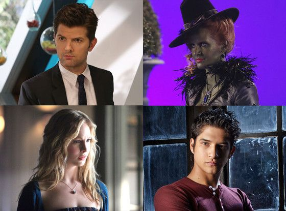 New Mysterious Vampire Diaries Hunk, Parks and Rec Exit Details, Teen Wolf Romance and More Spoiler Chat Scoop