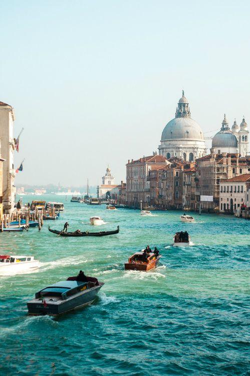 The Grand Canal, Venice, Italy  (byAdrian Lungu Photography)