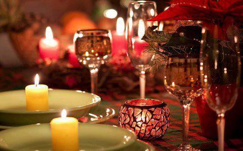 Velas para um ambiente mais aconchegante nas noites de festa