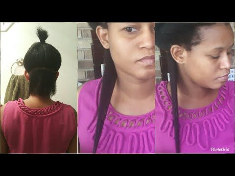 Black Rice Water For Hair Growth 14 Day Black Rice Water Challenge Youtube Hair Growth Oil Hair Remedies For Growth Natural Hair Styles