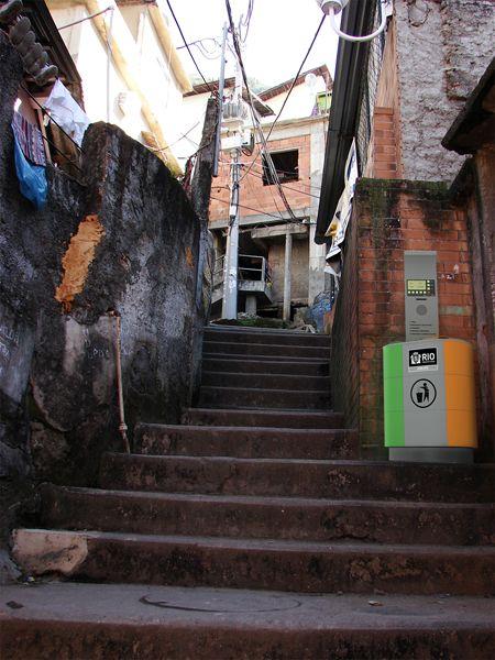 coleta seletiva em favelas por gustavo cleinman