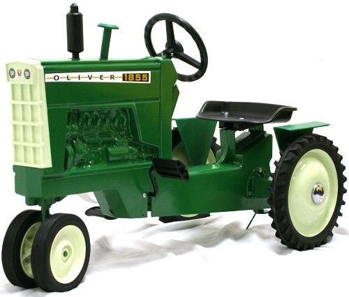 Ford Gulfport: Oliver 1855 Pedal Tractor Toy