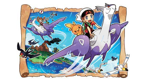 Pokemon Hoenn