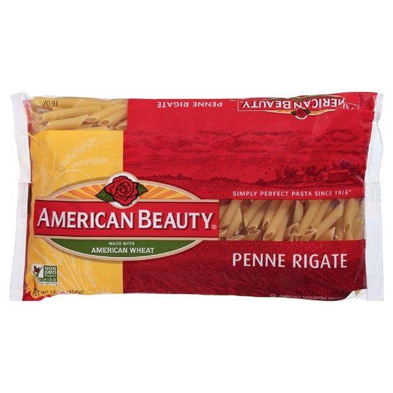 American Beauty Penne Rigate 16 oz