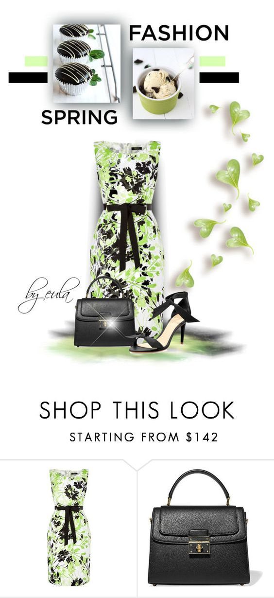 """""""Sweet Spring Dresses"""" by eula-eldridge-tolliver ❤ liked on Polyvore featuring Precis Petite, Dolce&Gabbana and Alexandre Birman"""
