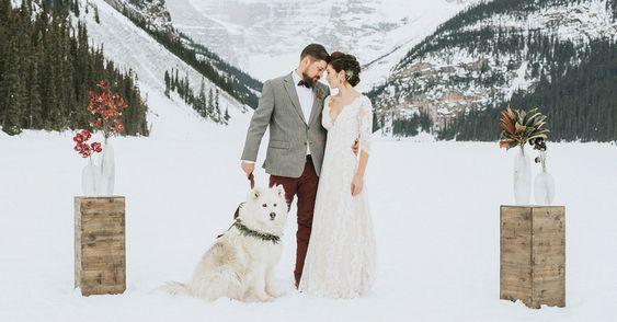 Weihnachten ist an sich schon als das Fest der Liebe bekannt. Bietet es sich da nicht an, in der Weihnachtszeit zu heiraten?