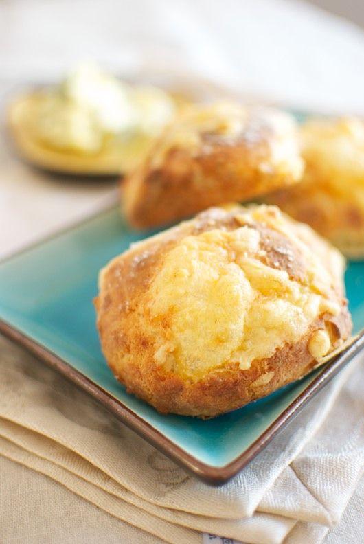 Scones de queso, cheese scones, receta inglesa con Thermomix « Thermomix en el mundo