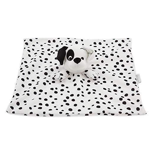 Disney Store Patch Plush Blankie Blanket For Baby 101 Dalmatians Plush Blanket Baby Comforter Newborn Pillow