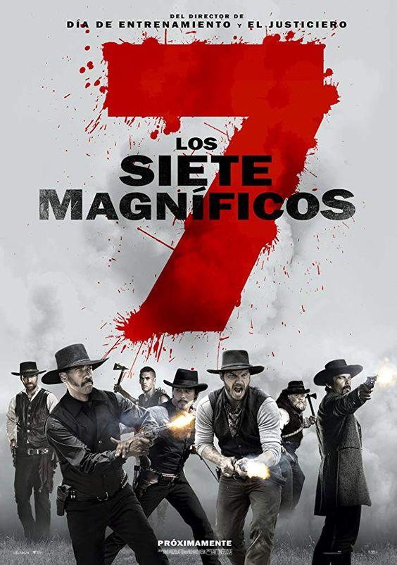 The Magnificent Seven 2016 The Magnificent Seven Magnificent Seven 2016 Magnificent Seven Movie