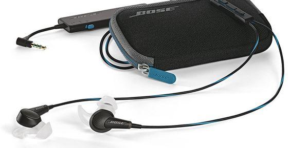 Bose QuietComfort 20 Acoustic Noise Cancelling headphones für Apple-Geräte | Bose