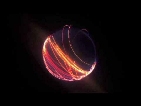 Orbiting Strings - Cinema 4D Tutorial - YouTube