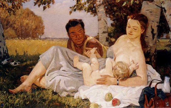 The Family (1957) Dementi Shmarinov