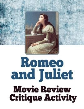 critical analysis of romeo and juliet pdf