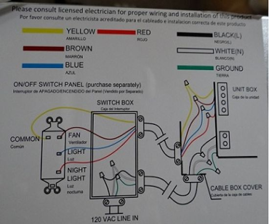 ddd4eb97b54327003672bf6a4c07b754 hampton bay fan hampton bay ceiling fan hampton bay ventilation fan wiring dining room pinterest Hampton Bay Ceiling Fan Chain Switch Wiring Diagram at reclaimingppi.co
