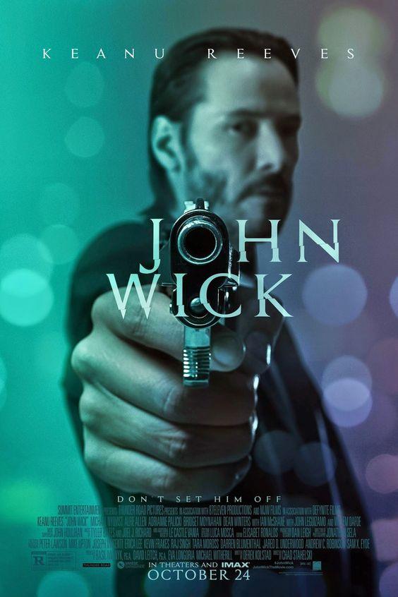 John Wick - David Leitch & Chad Stahelski