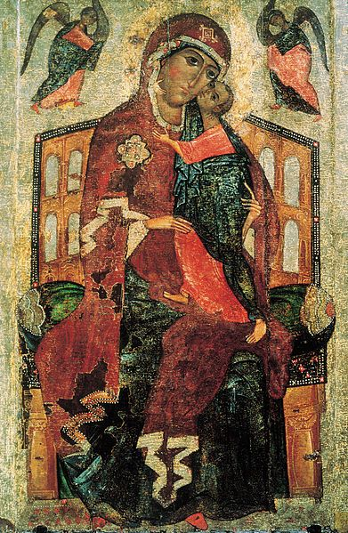 The Virgin of the Tolga, last quarter of the 13th century