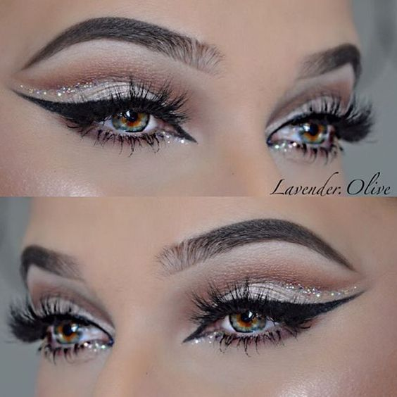 Glamour with glitter!  @lavender.olive @lavender.olive @lavender.olive ✨✨…: