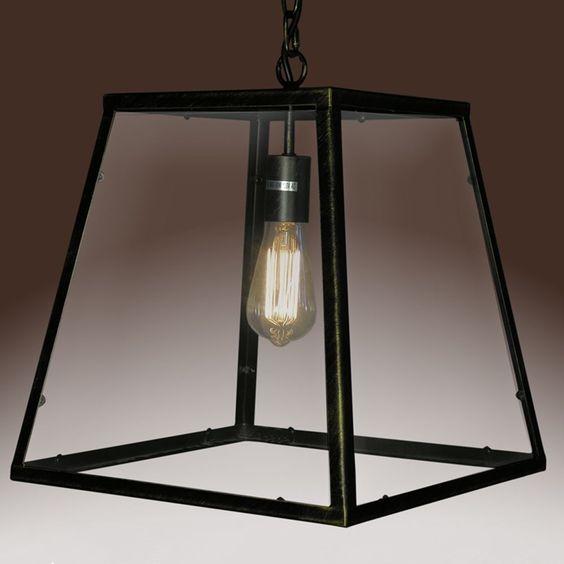 Smartwares Industrial Es Pendant Light Black Bronze: Pinterest • The World's Catalog Of Ideas