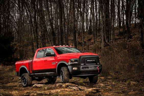 The new 2017 Ram 2500 4x4 has an off-road package that will truly impress! Where will you take this truck? #TruckTuesday http://www.fourwheeler.com/vehicle-reviews/1607-first-look-2017-ram-2500-4x4-off-road-package-power-wagon-and-rebel/
