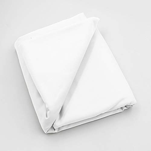 Sl Cl Bamboo Cotton Bed Cover Satin Four Side Elastic Bed Cover Linen Solid Color Bed Cover Dust Ruffle Mattress Cov Cotton Bedding Dust Ruffle Mattress Covers