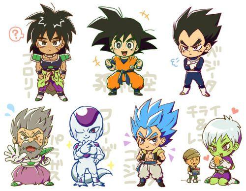 Ga Mini Chibi Body Dragon Ball Gt Dragon