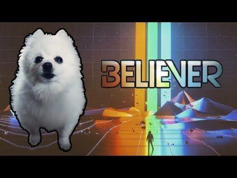 Imagine Dragons Believer Em Cachorres Youtube In 2021 Imagine Dragons Imagine Dragon
