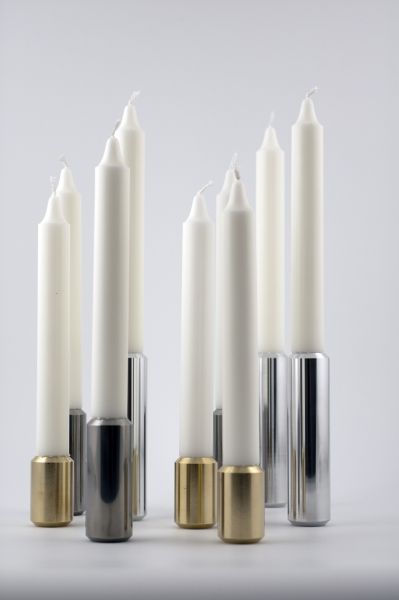 Candle holders by Thomas Jenkins