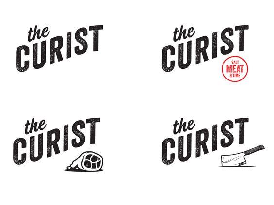 The Curist logo Rnd. 02  by Chris Streger