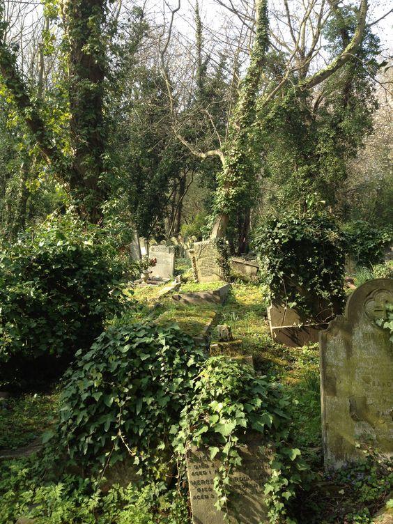 Highgate east cemetery London