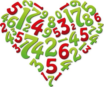 i love numbers images - Google Search