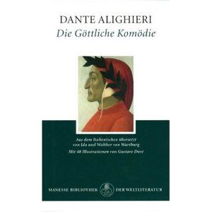 Die Göttliche Komödie von Dante schiebe ich schon so viele Jahre vor mich her, es wird Zeit.
