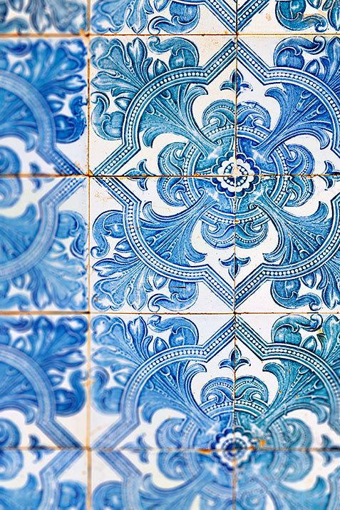 Decorative Portuguese Tiles Portugal Tile Home Decor Beautiful Houses Interior Blue Interior Design Kitchen Tiles Design