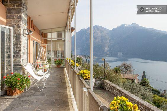Beautiful Villa, Lakeview & Garden · Via del Viandante, Mandello del Lario, Lombardia 23826, Itália