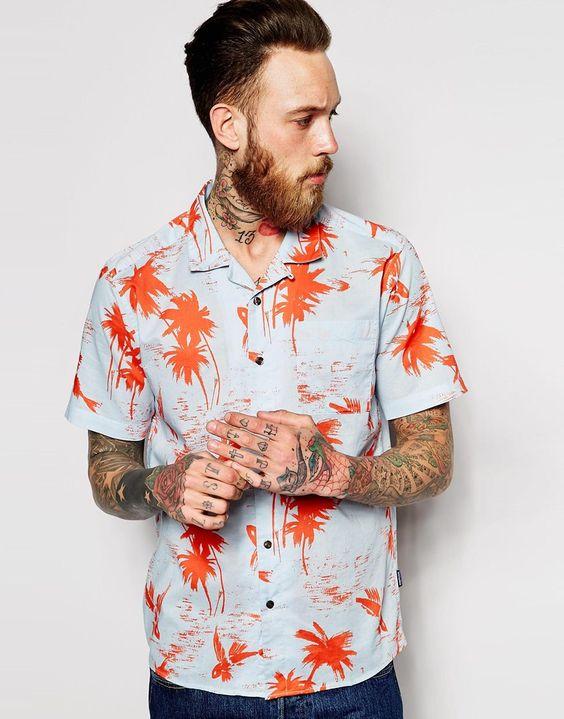 ハワイ風ファッション厳選30style 夏をお洒落に乗り切るJOOY流着こなしテク