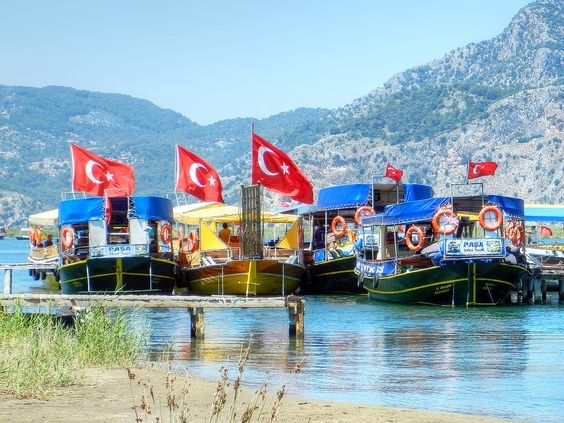Dalyan Water Taxis | by St, George