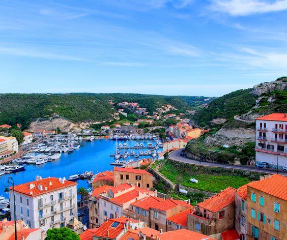 Bonifacio Harbour @ Corsica