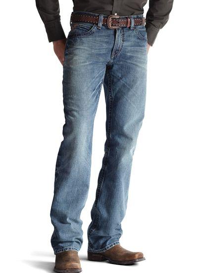 Low Cut Mens Jeans - Xtellar Jeans