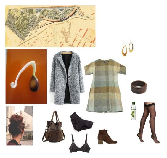 """Università"" by macabreballad on Polyvore"