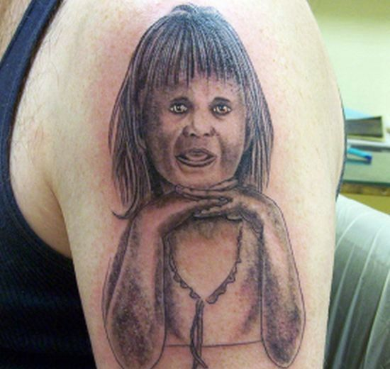 Tattoos so awful they are awesome.:
