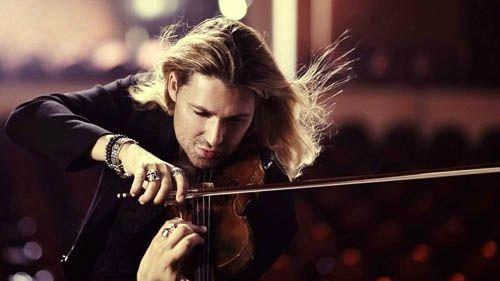 David Garrett – le violoniste à l'archet sautillant