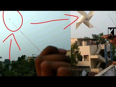 How To Make Kite Diy Kite Glider Wind Turbine How To Make Kite