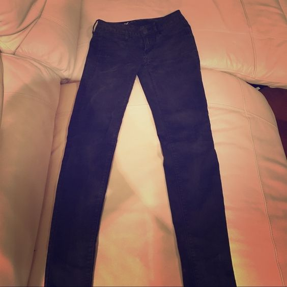 American eagle black jegging Size 2 American eagle black jegging size 2, Jean leggings, stretchy and comfy American Eagle Outfitters Jeans Skinny