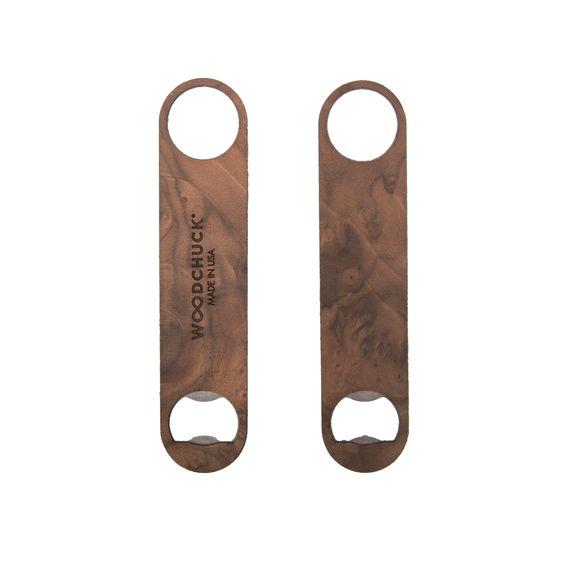Wood Bottle Openers